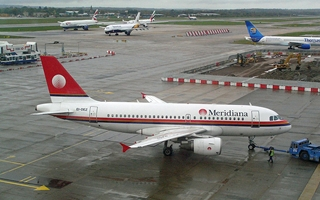 aereo maridianafly